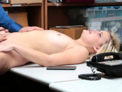 Blonde Teen Small Tits Hairy Suspect And Accomplice Were
