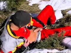 teen-gypsies-gay-sex-roma-smokes-in-the-snow