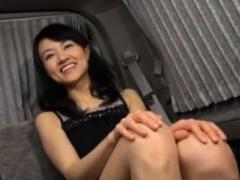 Ravishing japanese cutie fucked from every angle