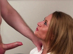 Wicked Babe Gets Jizz Load On Her Face Swallowing All60yge