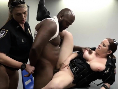 Ass toy blowjob and trimmed milf Milf Cops