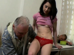 startling russian maiden gets banged hard