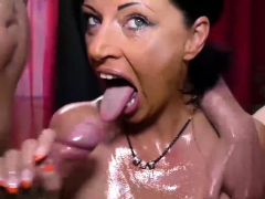 busty-german-milf-oiled-and-group-banged