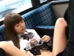 Filthy asian Rina Rukawa expreses her nastiness