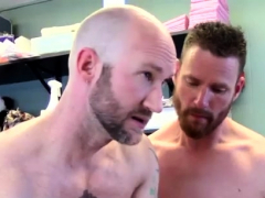 Boy slaves to males gay First Time Saline Injection for