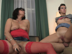 young-babe-licking-her-mature-hole-before-riding-old-cock