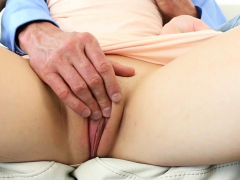 Frisky Sweetheart Gets Drilled