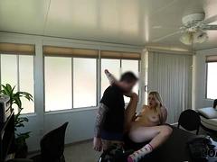 Loan4k. Allie Tells She Is A Stripper So Why Loan