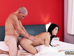 Teen want anal Older gentleman and his princess