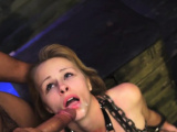 Crazy Wild fuck for Tied Up Blonde
