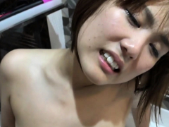 jav amateur hoshino bangs in the bathroom uncensored