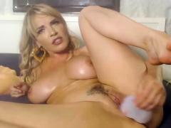 Camsoda – Busty Milf Dana Dearmond Toys Her Ass With Dildo