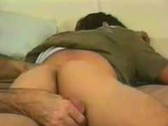 Hot twink slut with taut arsehole gets anal treatment