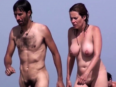 Amateurs Nudists Beach Voyeur – Compilation Series Vol. 1