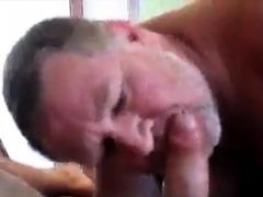 biker-bear-cock-sucked