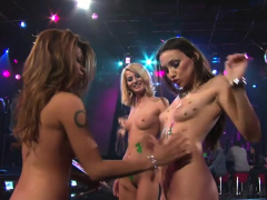 Horny big boobs MILF babes played a perverted games