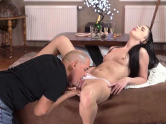 VIP4K. Older boyfriend Fernando makes Kittina Ivory