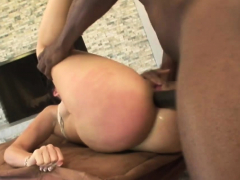 Anal With Bbc Is What She Wants Just To Feel Arouse
