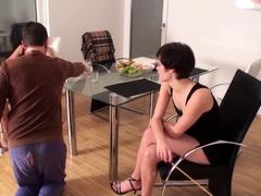 femdom-ladies-make-slaves-to-housemaids
