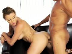 Daddy4k. Teen Victoria Has A Crush On Her Boyfriends