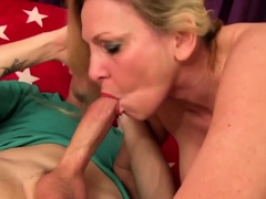 Golden Slut - Mature Blonde BJ Comp 2