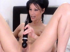 small-tits-milf-plays-with-her-pussy
