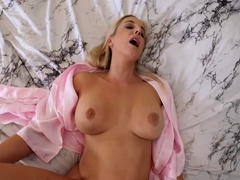 WTF! Stepmommy Sophia West Goes All for SON