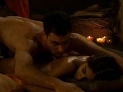 Indian Couple Explore Tantra Pleasures