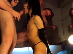 Ladyboy Ming Gives Her Mouth And Ass