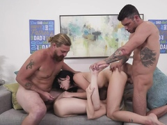 Daughterswap – Eating Each Other Out To Please Daddies