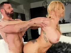 Pornstarplatinum Inked Joslyn James Banged After Giving Head