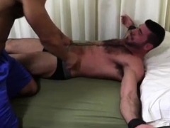 Gay leg amputee sex first time He wakes Billy up, who is
