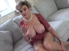 your-sexy-aunt-lady-sonia-helps-you-finish-in-her-mouth