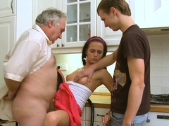 nice-looking-young-babe-gets-seduced-by-a-slutty-old-fucker