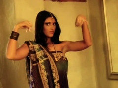 Exotic Loving indian Woman Getting