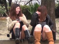 Japanese feet spied on