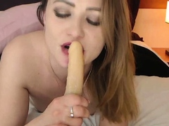 sucking-dildo-and-fuck-my-pussy-on-cam