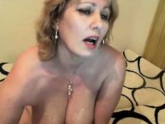 sexy mature blonde