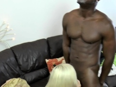 Grannys big ass fucked