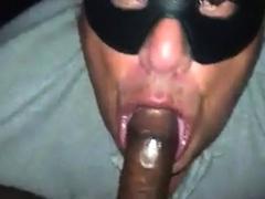 Daddy Eats Cum
