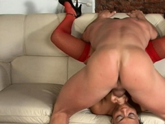 spanish big tits babe fuck after dance