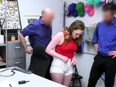 samantha-got-punished-with-two-dicks