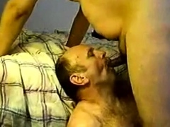 Daddy Bears Sucking and Fucking