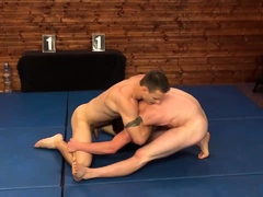 Tomas Vs Ben Wrestling