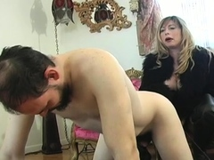 Succulent perfection 's cooter licked and banged