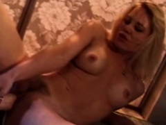 Masturbating Horny Housewife From The