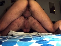 hairy-guy-takes-raw-cock