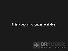 Alone aroused bimbo rubbing her clitoris