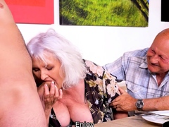MATURE4K. Hey, waiter! A coffee for me and a firm cock