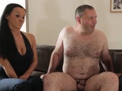 british-cfnm-babes-humiliate-micro-penis-guy